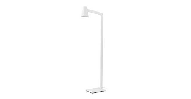 Axis White Floor Lamp - Article