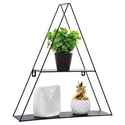 Lepanto Decorative Triangle Wall Shelf - Wayfair