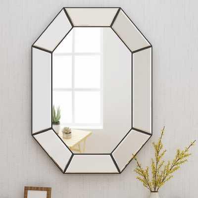 Haverstraw Glam Accent Mirror - Birch Lane