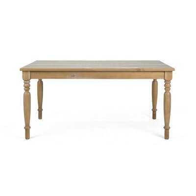 Burntwood Dining Table - Wayfair