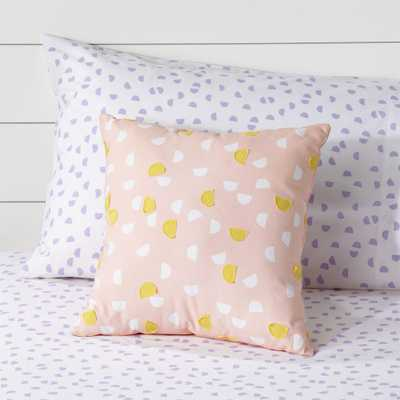 Confetti Throw Pillow (Order Now. Quantities are limited) - Crate and Barrel