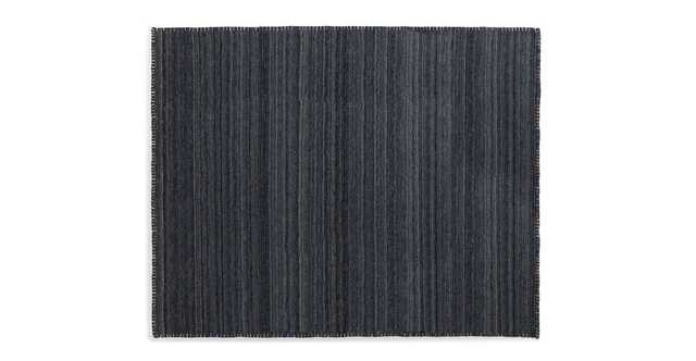 Shale Iron Gray Rug 8 x 10 - Article