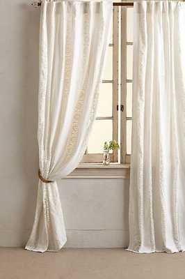 """Florentine Curtain - 96"""" x 50"""" - Anthropologie"""
