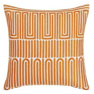 Racket Club Geometric Throw Pillow - Wayfair
