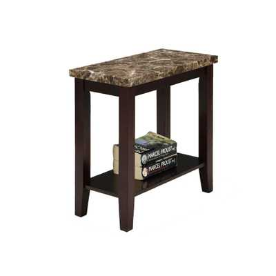 Brown End Table - Home Depot