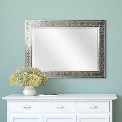Medallion Accent Mirror - Wayfair