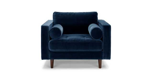 Sven Cascadia Blue Chair - Article