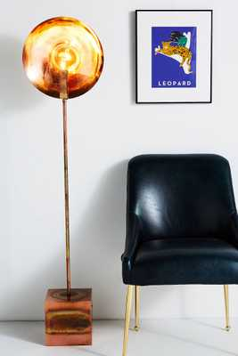 Lourdes Floor Lamp - Anthropologie