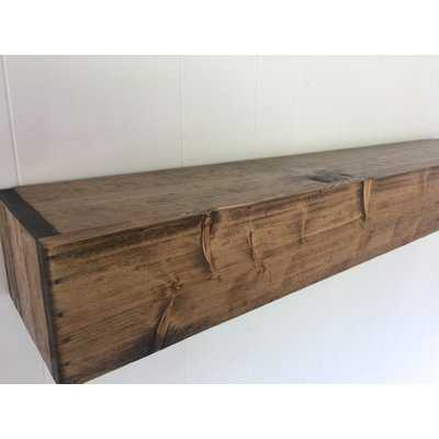 Jensen Wood Floating Shelf - Wayfair