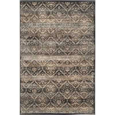Safavieh Vintage Black Traditional Rug - 8' x 11' - eBay