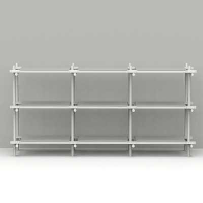 Stick Cube Unit Bookcase - AllModern
