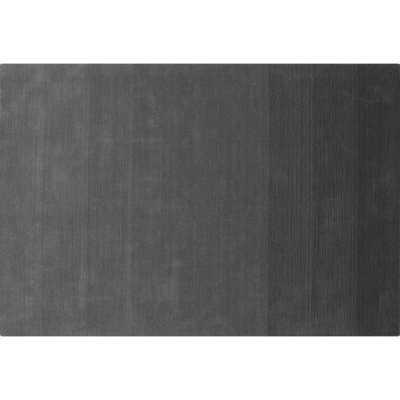 ombre grey rug 6'x9' - CB2