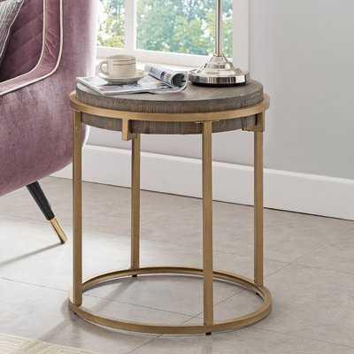 Hico End Table - Wayfair