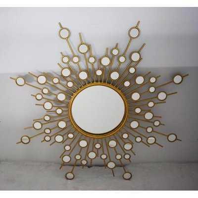Engelhardt Starburst Accent Mirror - Wayfair