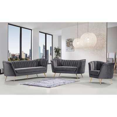 Canh Barrel Chair - Wayfair