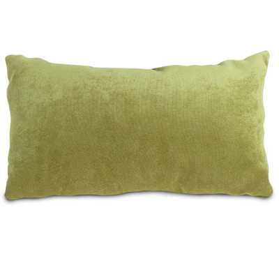 Edwards Velvet Lumbar Pillow - Wayfair