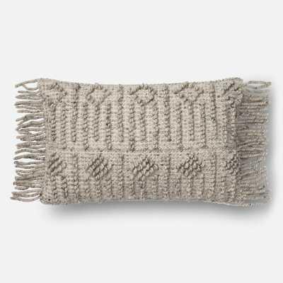 PILLOWS - GREY - Loma Threads