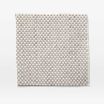Upholstery Fabric by the Yard, Eco Weave, Oyster - West Elm