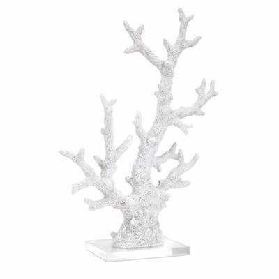 Oliver Coral Statuary Sculpture - Wayfair