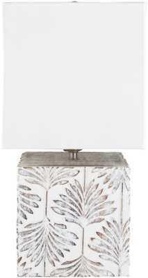 Dax 10 x 10 x 19 Portable Lamp - Neva Home