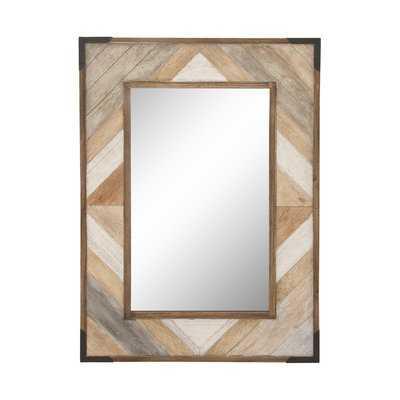 Wood Wall Mirror - Birch Lane