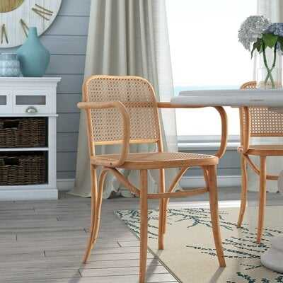 Steiner Solid Wood Dining Chair - Wayfair