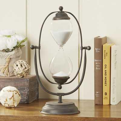 Timeless Hourglass Decor - Wayfair