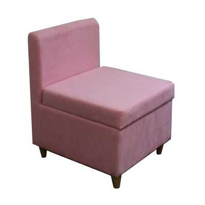 Accent Chair with Storage: Living Room Chairs - Pink - eBay