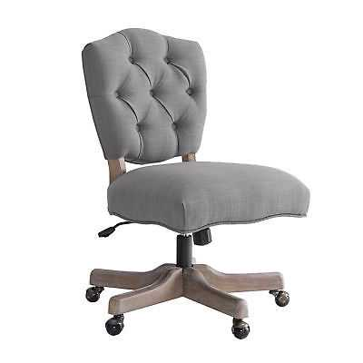 Greyleigh Suzanne Office Chair: Gray - eBay