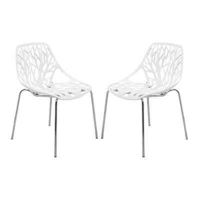 Eatontown Dining Chair (set of 2) - Wayfair