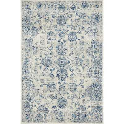 Tradition Beige 4 ft. x 6 ft. Area Rug - Home Depot