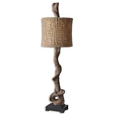 Uttermost Driftwood Buffet Lamp - eBay