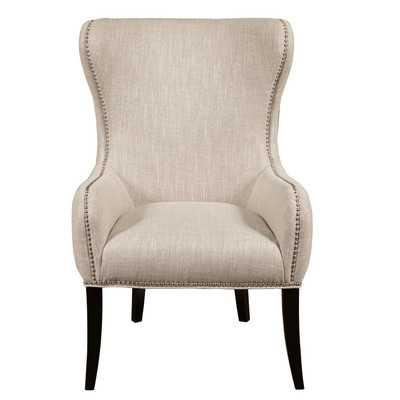 Seraphine Wingback Chair - Wayfair