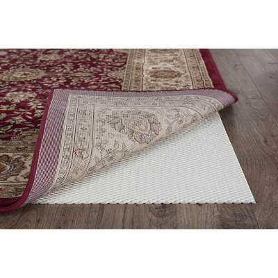 Alise Rugs Extreme Grip Traditional Solid Color Runner Rug - 3' x 8' - eBay