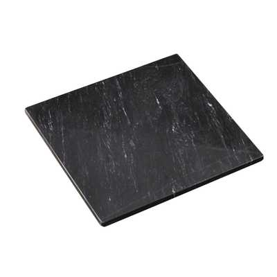 Black Marble Serving Board - Home Depot