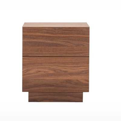 Boom End Table With Storage - Wayfair