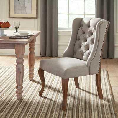Creston Upholstered Dining Chair - Wayfair