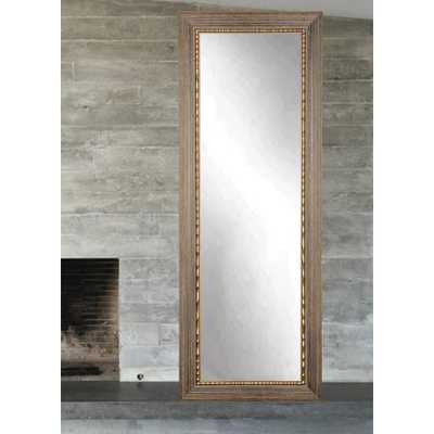 Brandtworks Bronze Wood Trail Full Length Wall Mirror - Home Depot