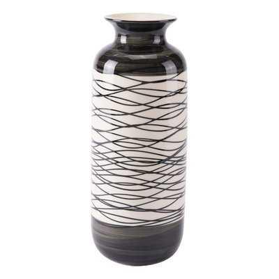 Rakowski Stripes Table Vase - Wayfair