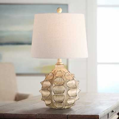 Johan Sculpted Accent Table Lamp - Style # 23F19 - Lamps Plus