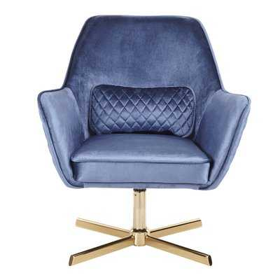 Verrett Swivel Armchair - Wayfair