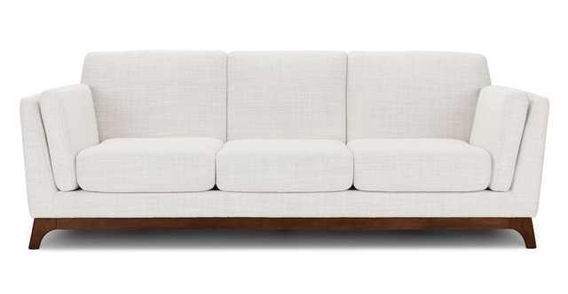 Ceni Fresh White Sofa - Article