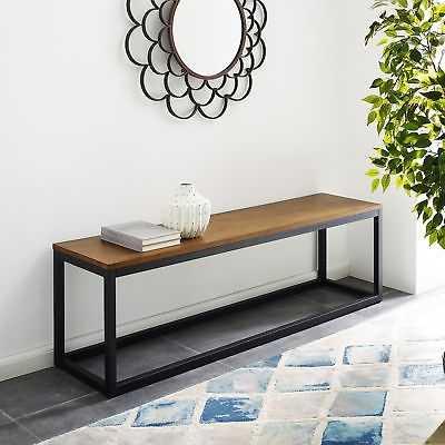 Harper Blvd Bailey Narrow Coffee Table Bench - eBay