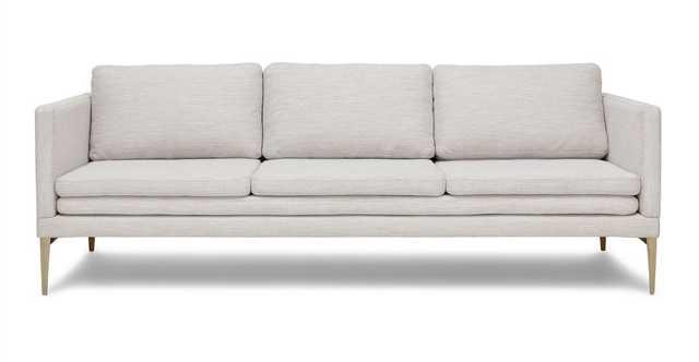 Triplo Milkyway Ivory Sofa - Article