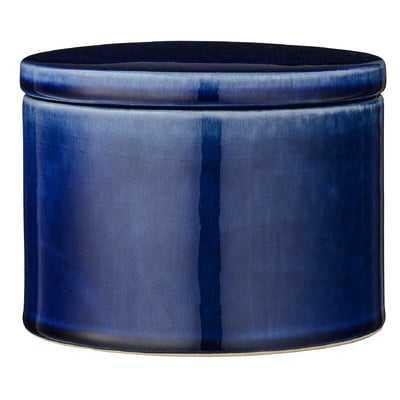 Briawood Round Ceramic Decorative Box - Wayfair