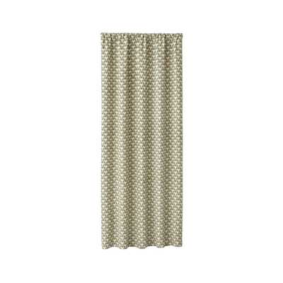 "Pieri Ikat Curtain Panel 50""x84"" - Crate and Barrel"