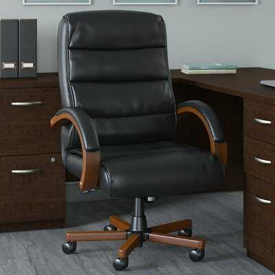 Soft Sense High Back Ergonomic Executive Chair - Wayfair