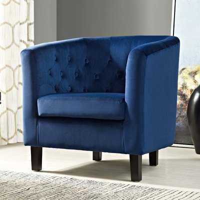 Ziaa Barrel Chair - AllModern