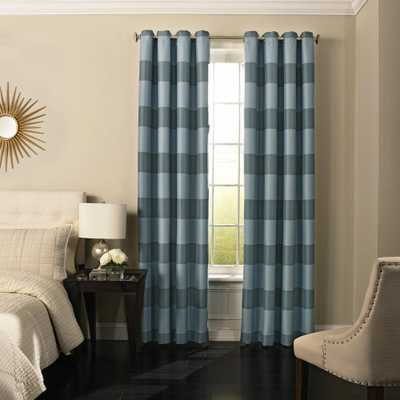 Beautyrest Gaultier 108 in. L Spa Grommet Curtain - Home Depot