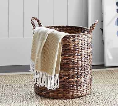 Havana Tote Basket - Pottery Barn